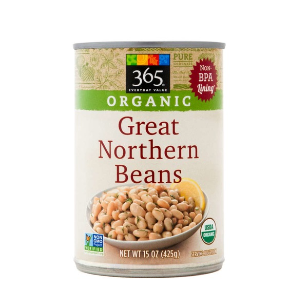 365 Organic Great Northern Beans