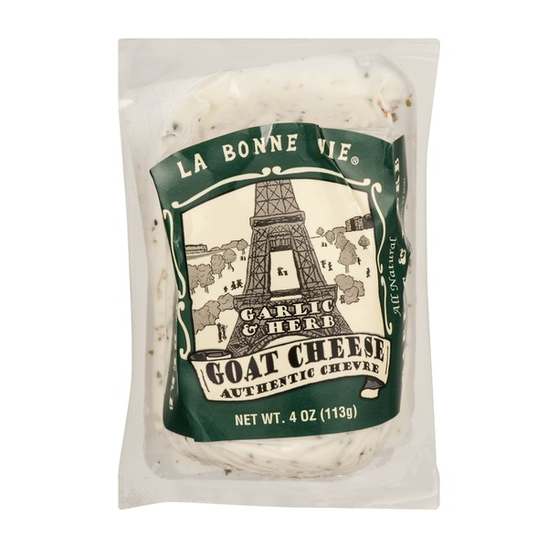 La Bonne Vie Goat Cheese Garlic & Herb