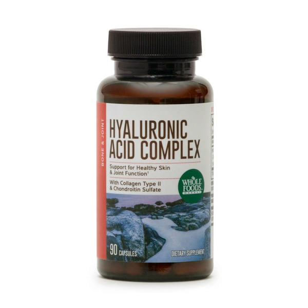 Whole Foods Market Hyaluronic Acid Blend Capsules