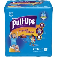 Pull Ups with Learning Designs for Boys 2T-3T Training Pants