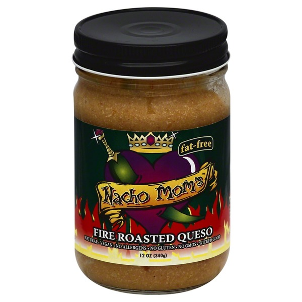 Nacho Moms Queso, Fire Roasted