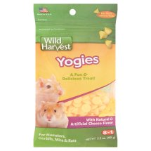 Wild Harvest Cheese Yogies for Guinea Pigs and Adult Rabbits, 3.5 oz