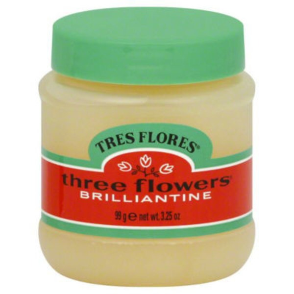 Three Flowers Brilliantine