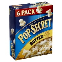 Pop Secret Microwave Popcorn Butter - 6