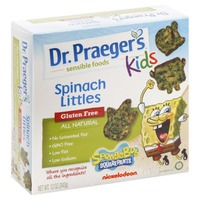 Dr. Praeger's Sensible Foods Spinach Littles