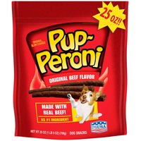 Pup-Peroni Original Beef Flavor Dog Snacks