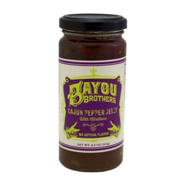 Bayou Brothers Cajun Pepper Jelly