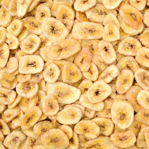 Bulk Unsweetened Banana Chips