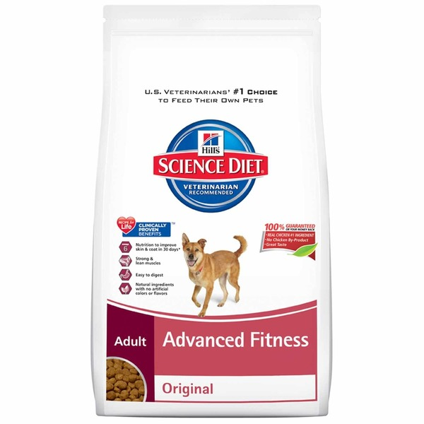 Hill's Science Diet Adult Advanced Fitness Original Dog Food