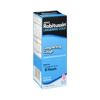 Robitussin Adult Lingering Cold Long-Acting Cough Liquid