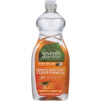 Seventh Generation Natural Clementine Zest & Lemongrass Scent Dish Liquid
