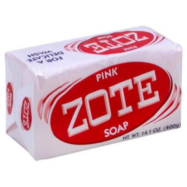 Zote Pink Soap