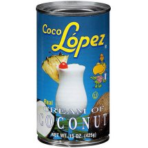 Coco Lopez Real Cream Of Coconut, 8.5 fl oz