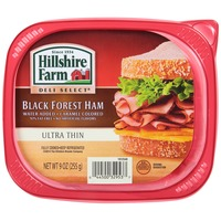 Hillshire Farm Deli Select Ultra Thin Black Forest Ham Lunch Meat