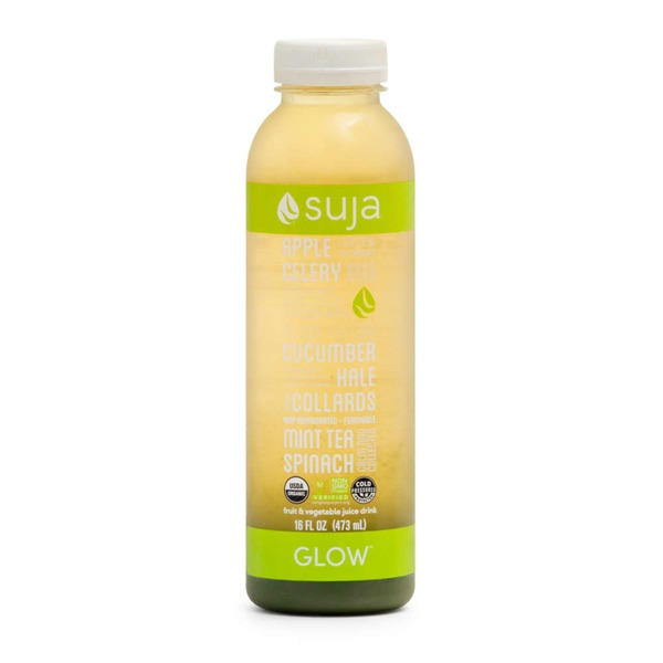 Suja Glow Vegetable & Fruit Juice