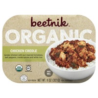 Beetnik Organic Chicken Creole