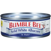 Bumble Bee Premium Solid White Albacore in Water Tuna
