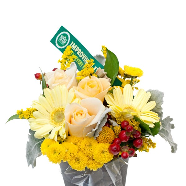 Whole Foods Market Whole Trade Petite Bouquet