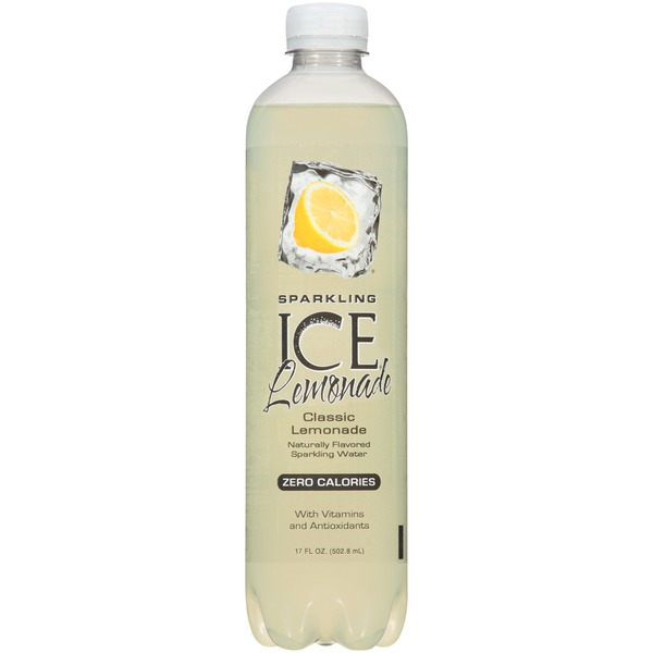 Sparkling ICE Classic Lemonade Sparkling Water