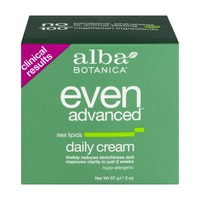 Alba Botanica Natural Even Advanced Daily Cream Sea Lipids