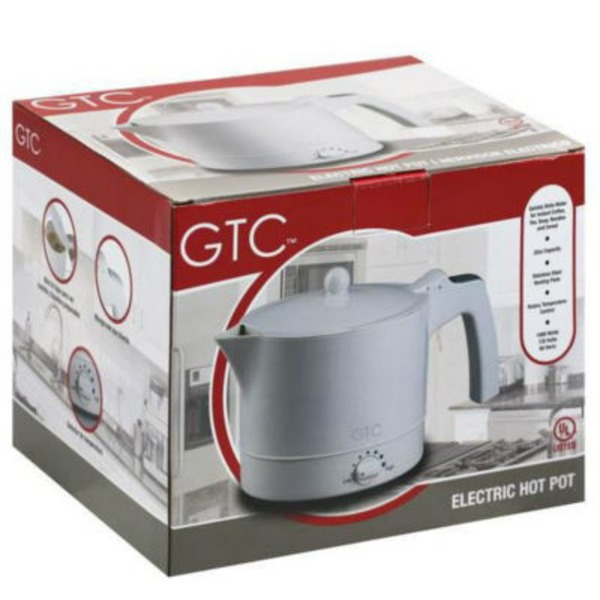 GTC Adjustable Temperature Hot Pot
