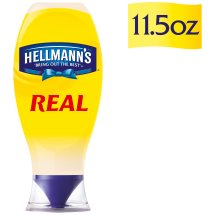 Hellmann's Squeeze Real Mayonnaise 11.5 oz