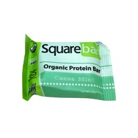 Squarebar ORGANIC Cocoa Mint Protein Single