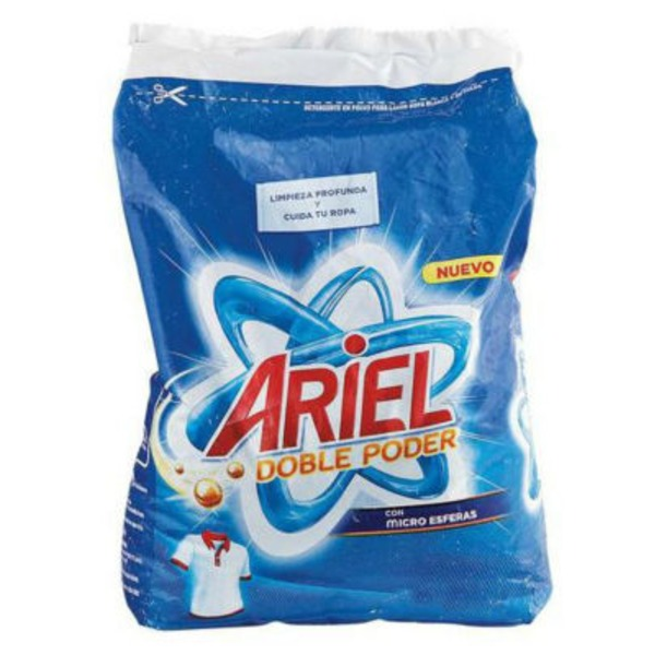 Ariel Double Power Powder Detergent