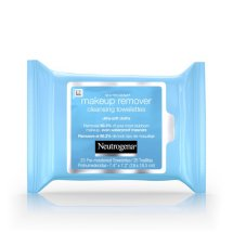 Neutrogena Makeup Remover Cleansing Towelettes Refill, 25 Ct