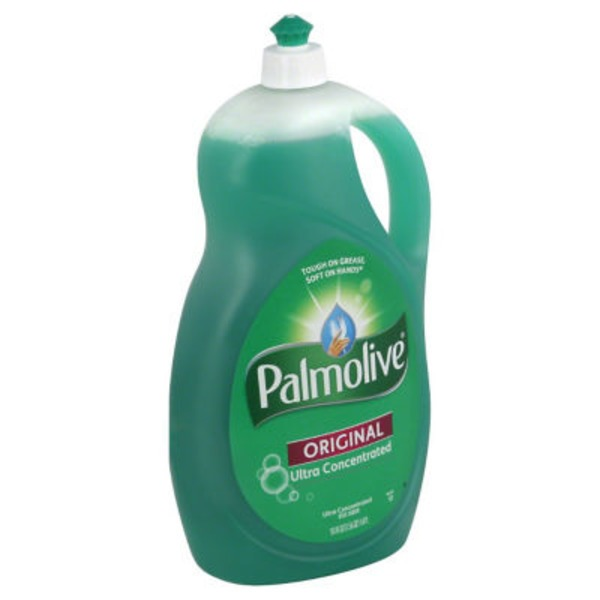 Palmolive Dish Liquid Original Ultra Concentrated