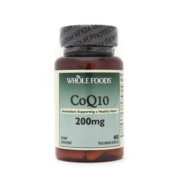 Whole Foods Market Co Q10 Capsules