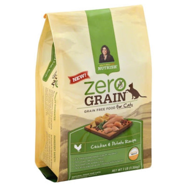 Rachael Ray Nutrish Zero Grain Chicken & Potato Cat Food