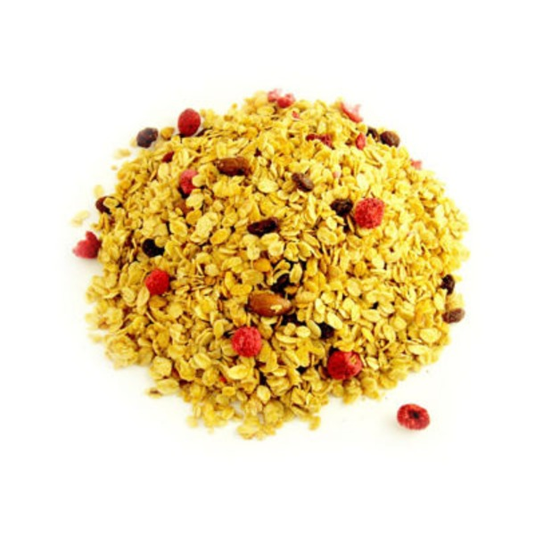 SunRidge Farms Organic Raspberry Crunch Granola