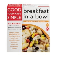 Good Food Made Simple Southwestern Veggie Scramble Bowl