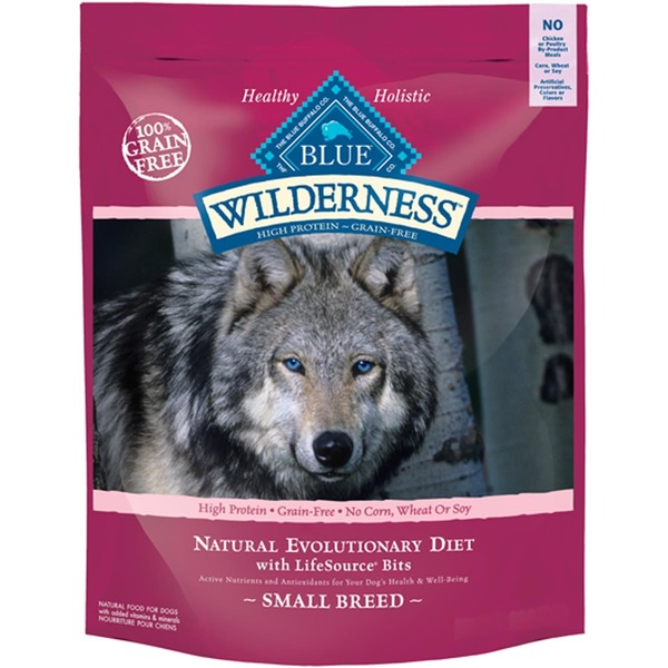 Blue Buffalo Food for Dogs, Natural, Small Breed