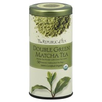 The Republic of Tea Double Green Matcha Tea Bags