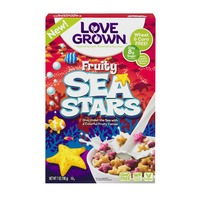 Love Grown Foods Love Grown Fruity Sea Stars Cereal