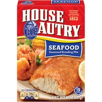 House Autry Seafood Seasoned Breading Mix