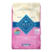 Blue Buffalo Small Breed Life Protection Formula Chicken & Brown Rice Adult Dog Food 15 Lbs.