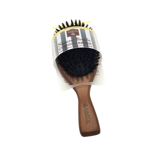 Earth Therapeutics Natural Bristle Cushion Brush