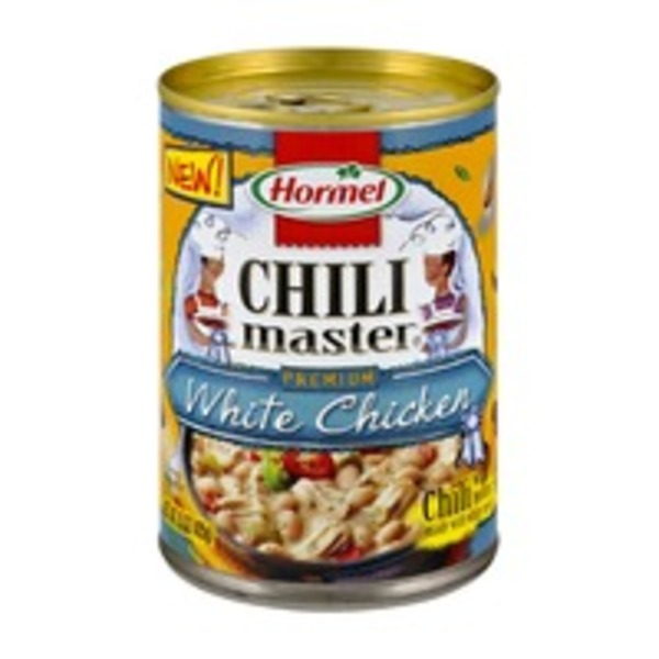 Hormel ChiliMaster White Chicken