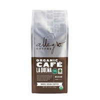 Allegro Organic Cafe La Duena Ground Coffee