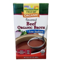 Field Day Beef Organic Broth