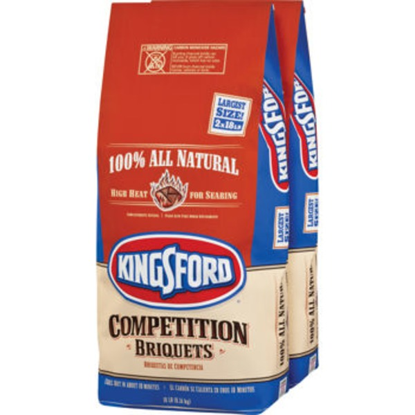 Kingsford All Natural Briquets Charcoal