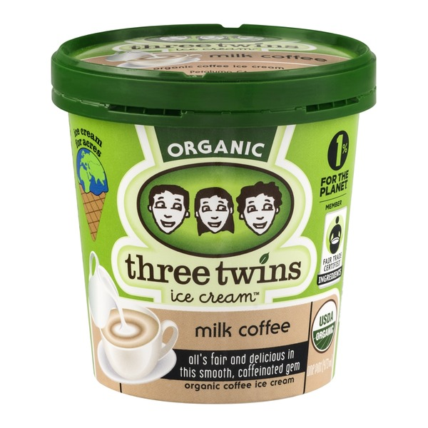 Three Twins Organic Milk Coffee