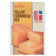 Martha White Gladiola Yellow Cornbread Mix, 6 oz