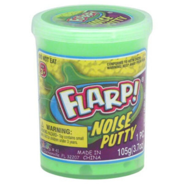 Jaru Flarp! Noise Putty