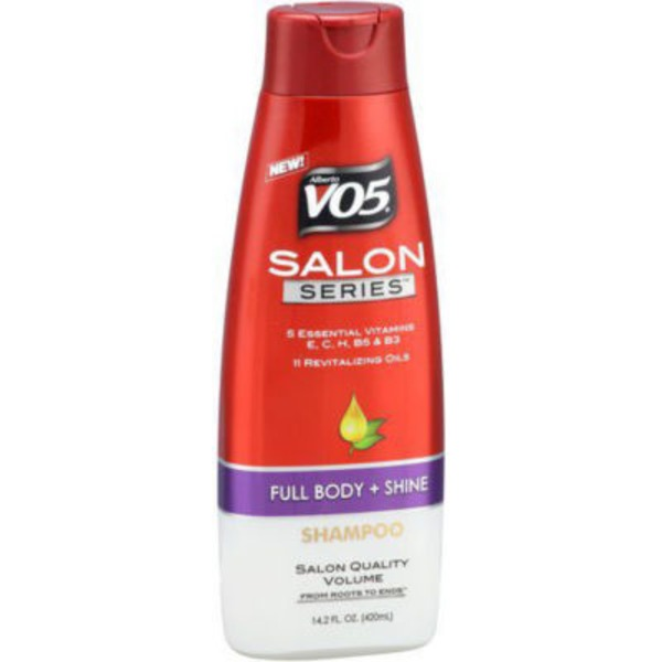 VO5 Salon Series Full Body + Shine Shampoo