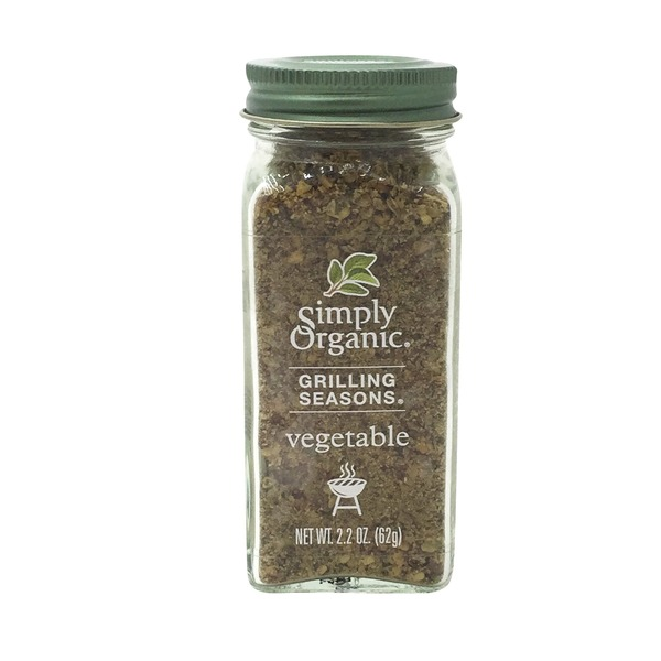 Simply Organic Vegetable Seasoning