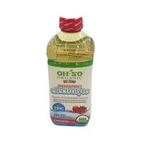 Oh-So Organic Organic Strawberry Flavor Pediatric Electrolyte Solution